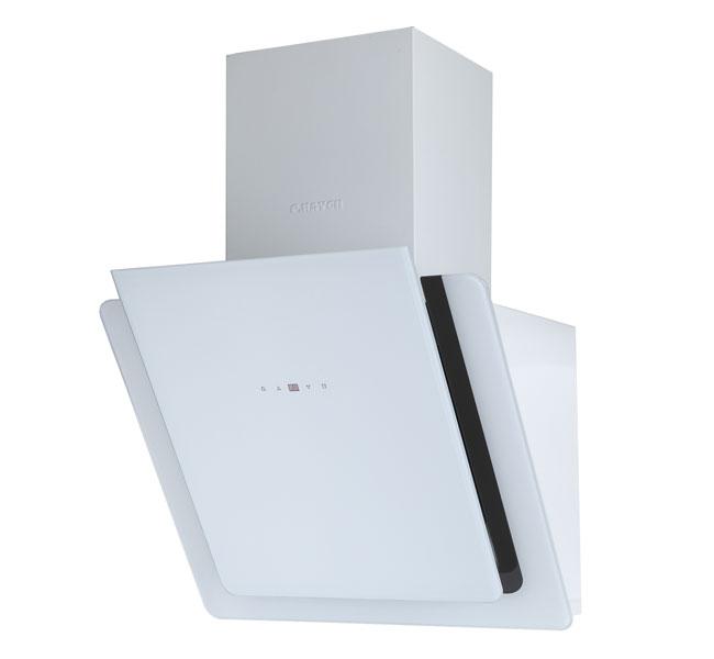 f bayer dunstabzugshaube wandhaube 60cm kopffrei wei. Black Bedroom Furniture Sets. Home Design Ideas