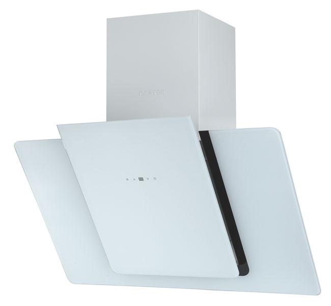 dunstabzugshaube kaminhaube 90cm wei kopffrei 850m h led. Black Bedroom Furniture Sets. Home Design Ideas